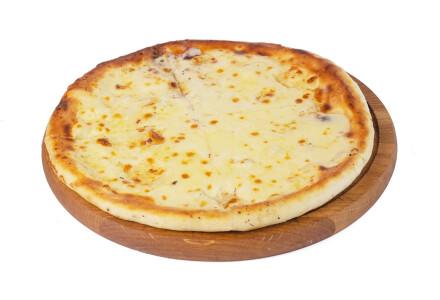 Основа для піци на білому соусі фото 2