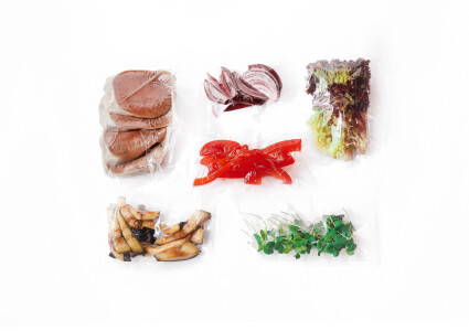 Food box  Язик гриль з овочами фото 1