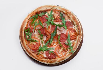 Піца Три м'яса фото 2