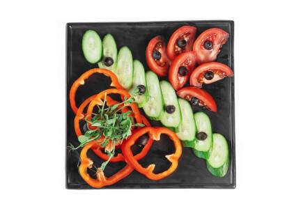 Овочеве плато фото 1