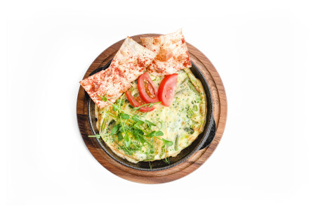 Тортилья з овочами фото 1