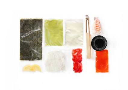 Food box  Дабл з креветкою фото 1