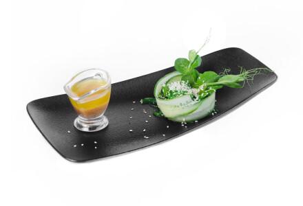 Салат хіяші вакаме з горіховим соусом фото 2