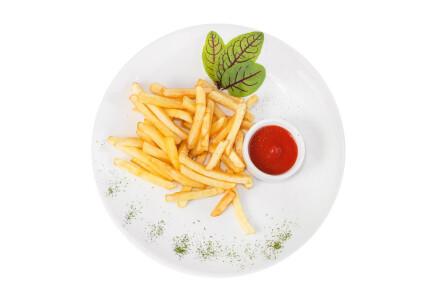 Картопля фрі зі спеціями фото 2