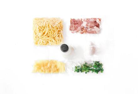 Food box  Паста Карбонара фото 1