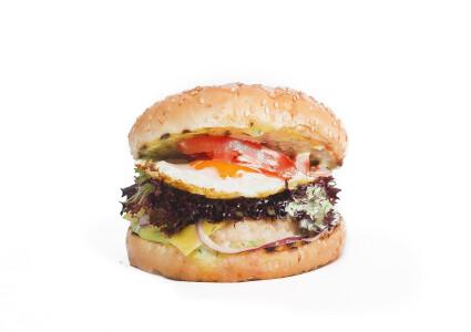 Chicken Burger фото 1