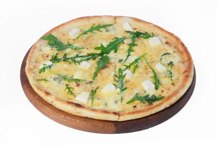 Піца Чотири сири фото 2