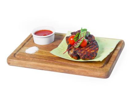 Клаб стейк зі свинини  (гриль) фото 1