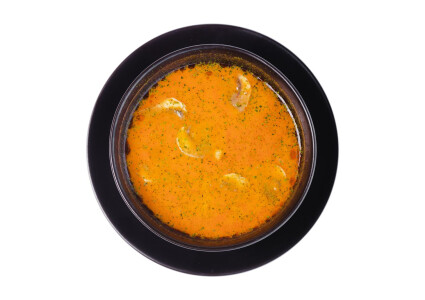 Суп Том-Ям з куркою фото 1
