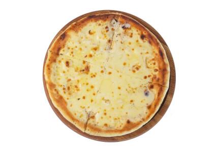 Основа для піци на білому соусі фото 1