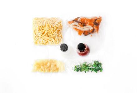 Food box  Паста Фруті ді Маре фото 1