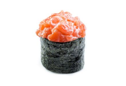 Спайсі з соленим лососем фото 1
