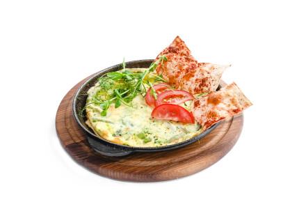 Тортилья з овочами фото 2