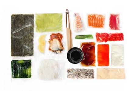 Food box   Рейнбоу дракон фото 1