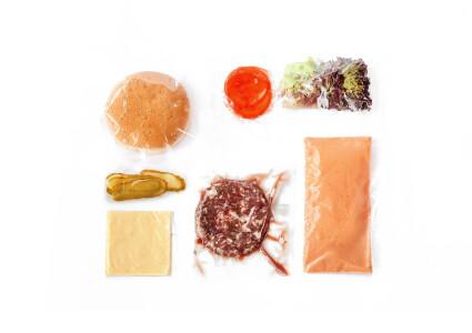 Food box Beef Burger фото 1