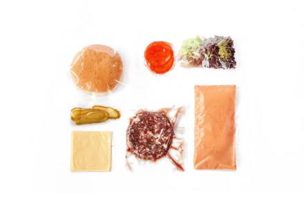 Food box New York Burger фото 1
